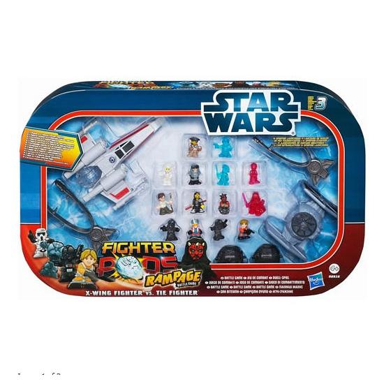 Speel vechtspel Star Wars