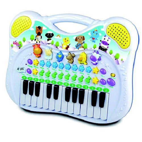 Speelgoed keyboard met muziek