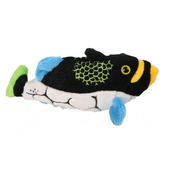 Speelgoed knuffels vissen tropisch 20 cm