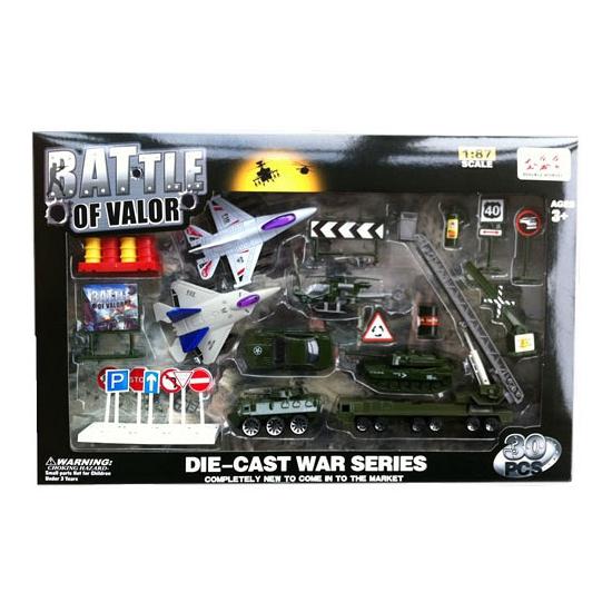 Speelgoed voertuigen militair