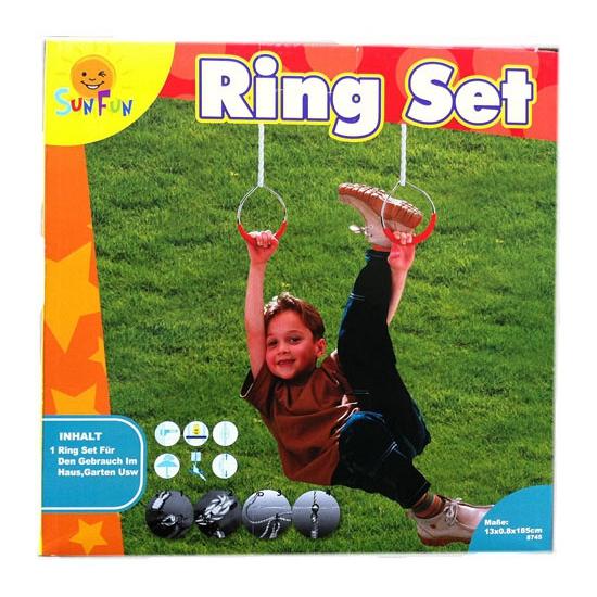 Sportringen set voor kinderen