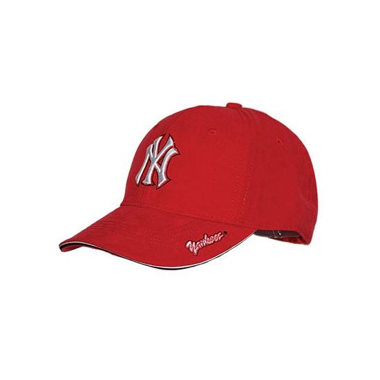 Suede Yankees pet rood