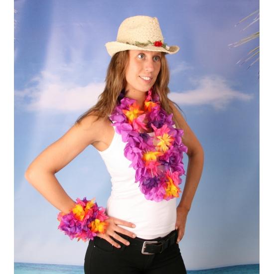 Summer girl verkleed set maat S