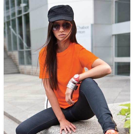 T shirt oranje voor kinderen