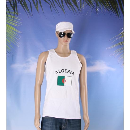 T shirt vlag Algerije