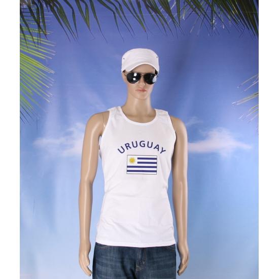 T shirt vlag Uruguay