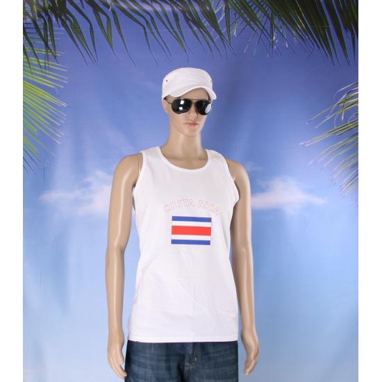 T shirt vlaggen Costa Rica