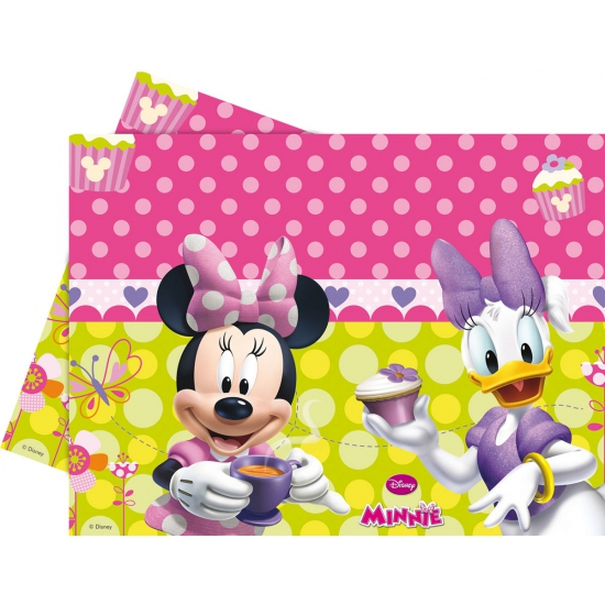 Tafelkleed van Minnie Mouse 120 x 180 cm