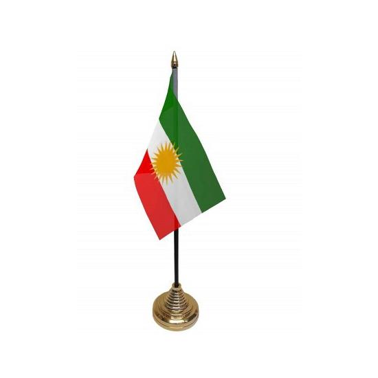 Tafelvlaggen Koerdistan