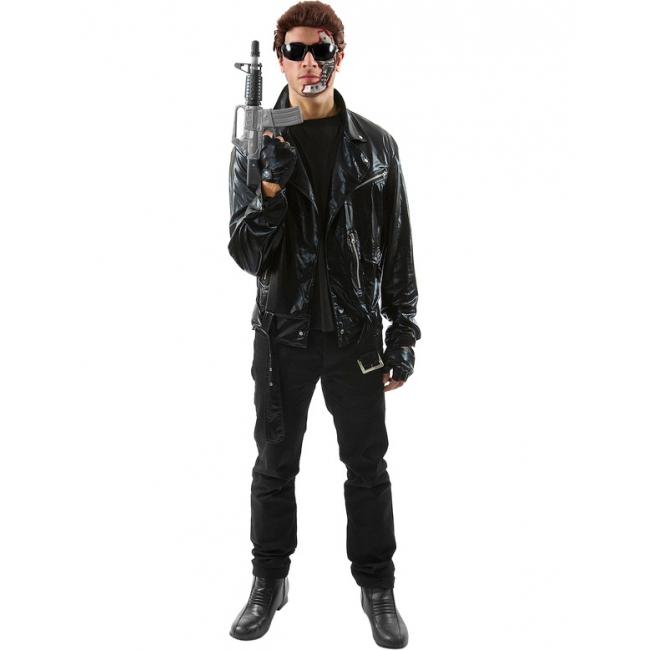 Terminator film kostuum voor heren