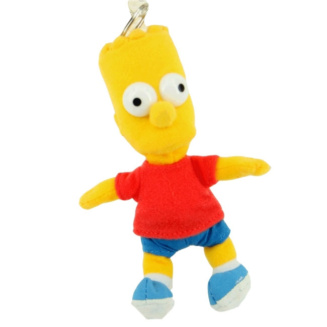 The Simpsons sleutelhanger Bart