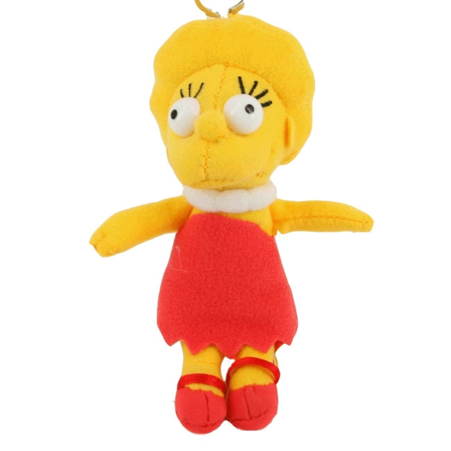 The Simpsons sleutelhanger Lisa