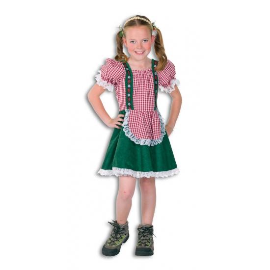 Tirol carnavalskleding meiden