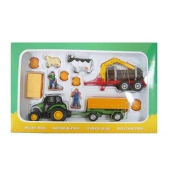 Tractoren speelset voor kinderen