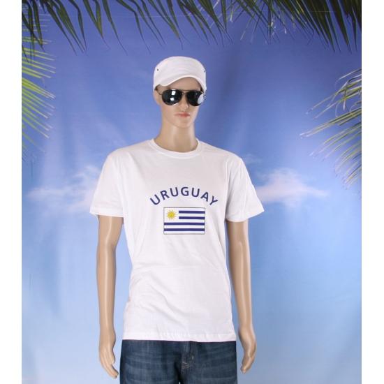 Uruguay vlaggen t shirts