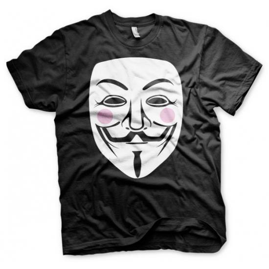 V for Vendetta kleding heren t shirt