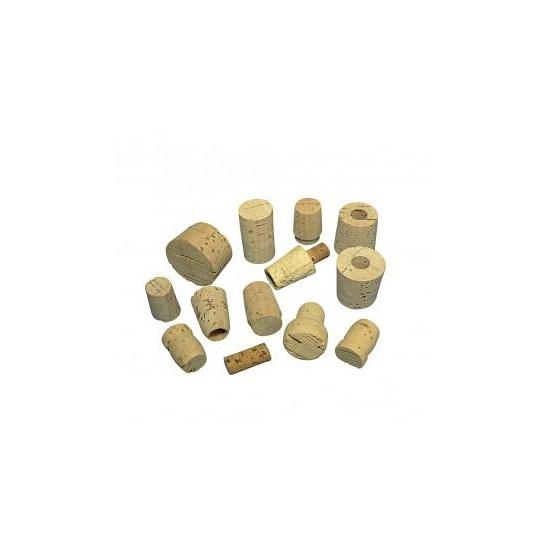 Verschillende soorten kurk 100 gram