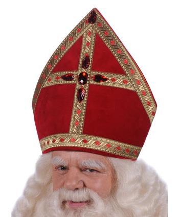 Vijfhoek model Sinterklaas mijter