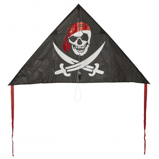 Vlieger in piraten thema