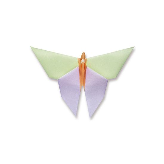 Vlinder servetten 40 x 40 cm