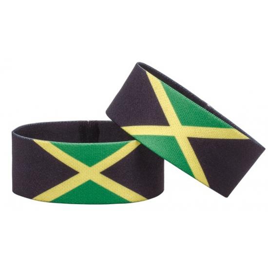 Voetbal armband Jamaica