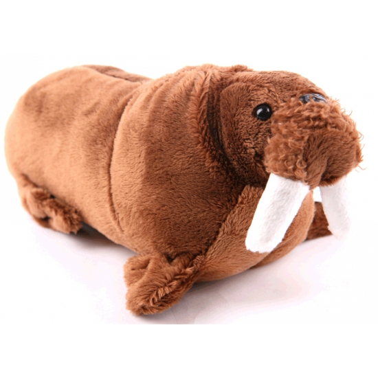 Walrus knuffel 21 cm