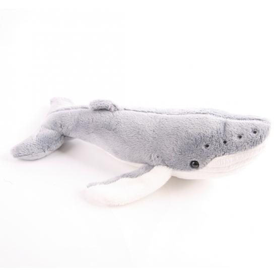 Walvissen knuffel 30 cm