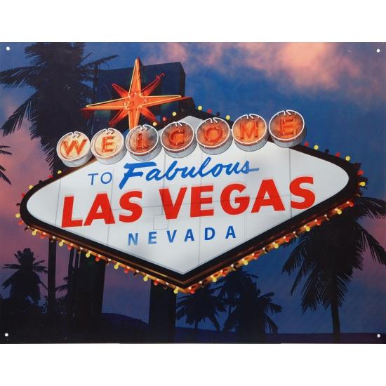 Wandplaatje Las Vegas 32x41