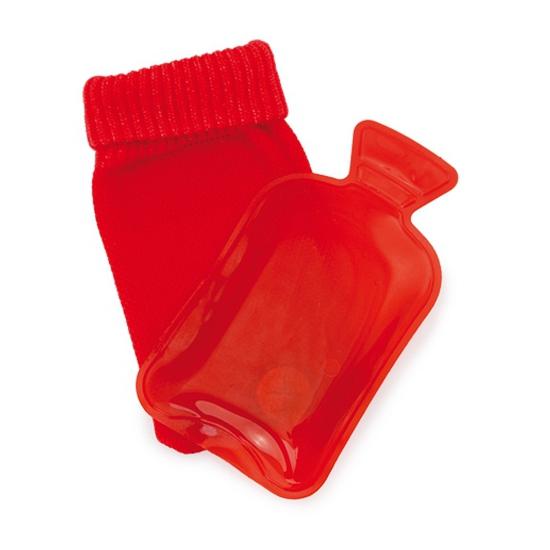 Warme mini kruik rood