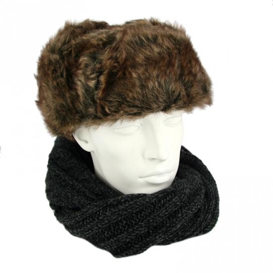 Warme russische bontmuts