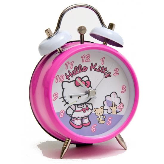 Wekker van Hello Kitty