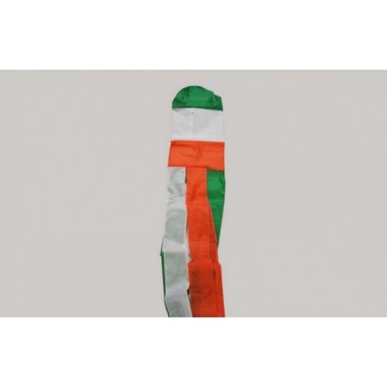 Windsok met de vlag van Ierland