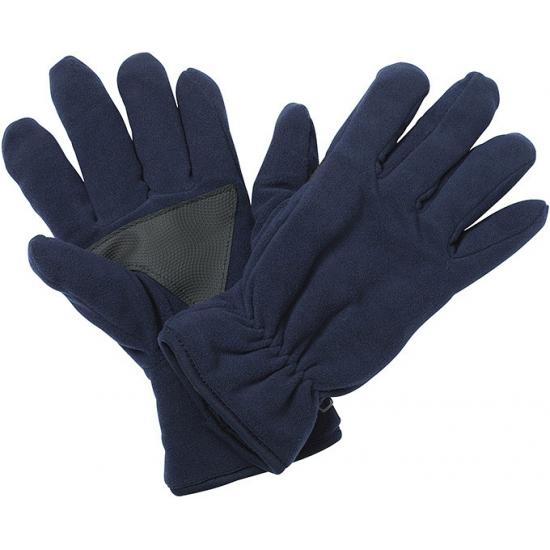 Winter fleece handschoenen navy