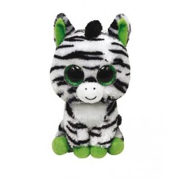 Zebra knuffel Zig Zag 24 cm