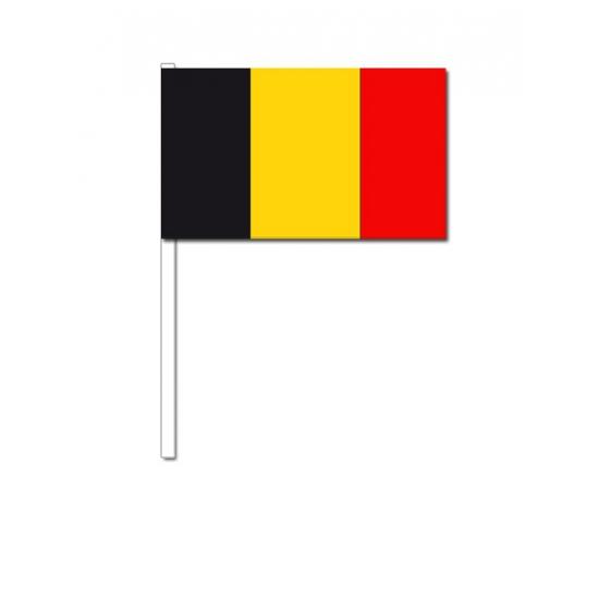 Zwaaivlaggetjes Belgische vlag