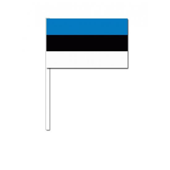Zwaaivlaggetjes Estlandse  vlag