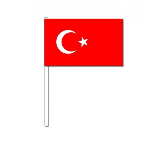 Zwaaivlaggetjes Turkse vlag