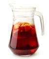 Glazen sangria karaf 1.6 liter