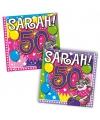 Sarah feest servetten 50 jaar